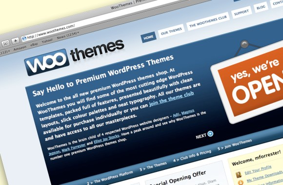 WooTheme sito ufficiale