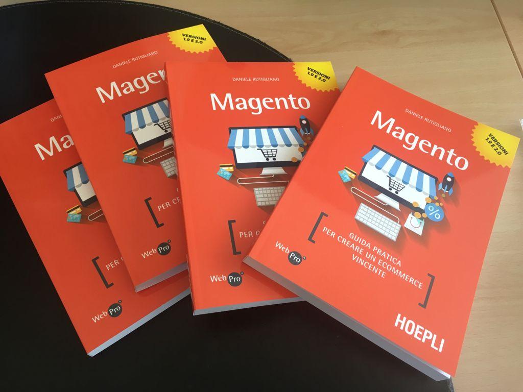 Libro Magento 2 in Italiano